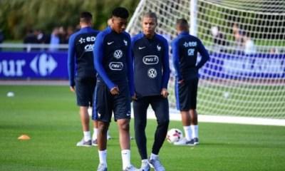 France/Allemagne - Les équipes officielles : 3 Parisiens titulaires, avec Kehrer mais sans Draxler
