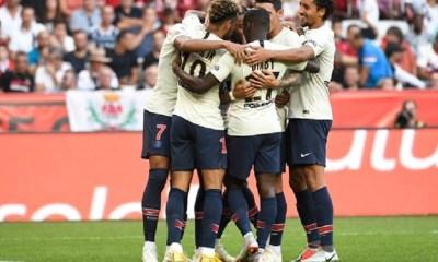 Ligue 1 - 3 joueurs du PSG dans le onze-type de la 8e journée de L'Equipe