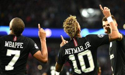 PSG/Belgrade - Les notes, un Neymar étincelant éclabousse le Parc des Princes