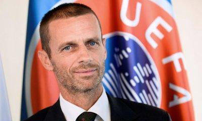 Aleksander Ceferin est le seul candidat à sa propre succession à la tête de l'UEFA