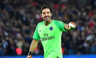 Gianluigi Buffon titulaire contre Toulouse et Liverpool, affirme L'Equipe