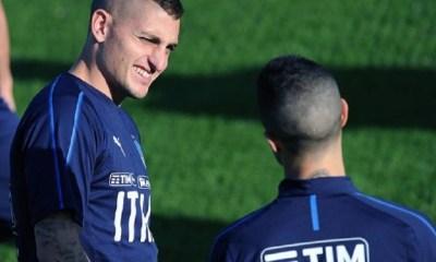 """Marco Verratti """"Je ne me suis jamais aussi bien senti en équipe d'Italie"""""""
