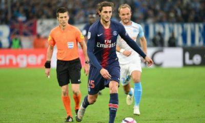 Adrien Rabiot était sur le point de prolonger avant OM/PSG, indique Loïc Tanzi