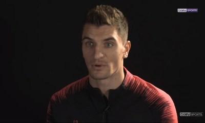 """Thomas Meunier: """"le Paris Saint-Germain a une équipe pour prétendre à un trophée en Europe !"""""""