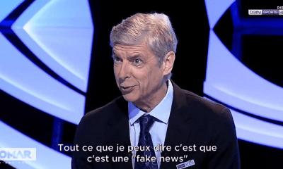 """Mercato - Wenger """"L'AC Milan ? Ce sont de fausses informations."""""""