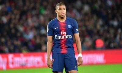 Kylian Mbappé désigné joueur français de l'année 2018 par France Football