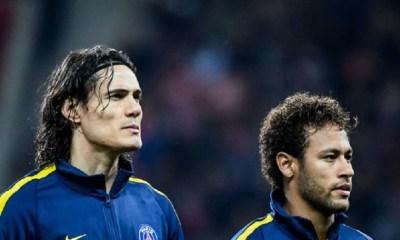 """L'Equipe affirme que Cavani """"regrette de ne pas être mieux considéré"""" et """"se demande pourquoi il a perdu du temps de jeu"""""""
