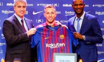 """Mercato - Arthur """"Personnellement, je fais beaucoup d'efforts pour que Neymar revienne au Barça"""""""