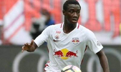 Mercato - Le PSG a rencontré l'entourage de Samassékou, selon Canal+