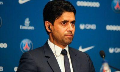"""Nasser Al-Khelaïfi """"Ce 8e de finale nous promet deux très grandes soirées de Ligue des Champions"""""""