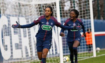 Un derby au sommet attend les féminines du PSG