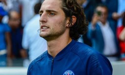 Adrien Rabiot va rester avec la réserve du PSG cette semaine, affirme Le Parisien