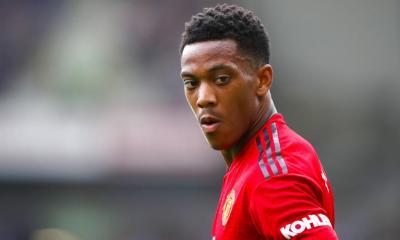 """Manchester United/PSG - Martial: """"Ça va être un match spécial pour moi"""""""