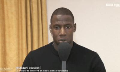"""Abdoulaye Doucouré """"Le PSG ? Je ne suis pas le seul. Il y aura peu d'élus...Je serais très content"""""""