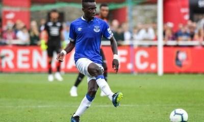 Mercato - Idrissa Gueye ne quittera pas Everton cet hiver, assure Sky Sports