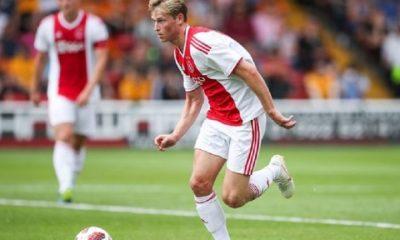 Mercato - Le PSG veut recruter De Jong et De Ligt confirme RMC, ça avance bien pour le premier