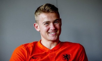 Mercato - Une approche du PSG pour De Ligt et un intérêt pour Van De Beek, annonce De Telegraaf