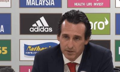 Mercato - Unai Emery avoue qu'il a souhaité attiré Alexis Sanchez lorsqu'il était au PSG