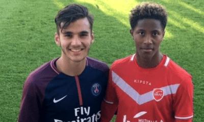 Metehan Guclu a signé son premier contrat professionnel au PSG, c'est officiel !