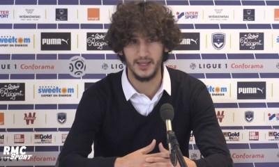 """Adli: """"Bien sûr, j'aurais aimé faire mes débuts à Paris, je suis très fier d'avoir signé pro là-bas"""""""