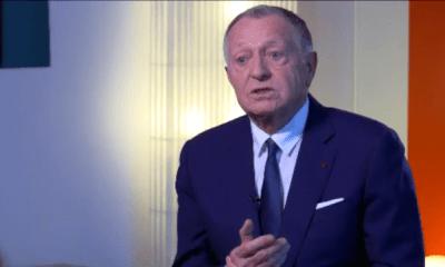 """Aulas """"Le PSG ? C'était personnellement mon favori donc c'est une grande tristesse pour la France"""""""