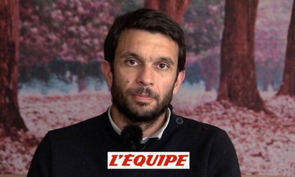 """PSG/OM - Degorre souligne que Mbappé """"a manqué d'élégance"""" en ne donnant pas le penalty à Di Maria"""