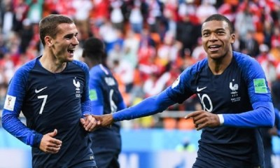 D'après Dugarry, le duo Mbappé/Griezmann est la clé de la réussite de l'Équipe de France