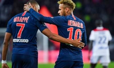 Neymar fait l'éloge de Mbappé et évoque son ambition pour la suite.