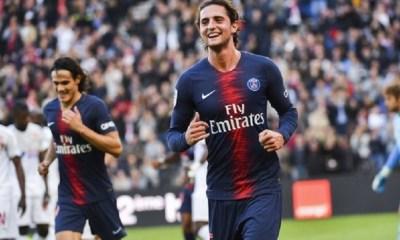 Adrien Rabiot ne va probablement pas être licencié par le PSG, annonce RMC Sport