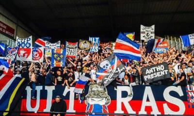 Le Collectif Ultras Paris a été interdit d'accès au stade pour Chelsea/PSG