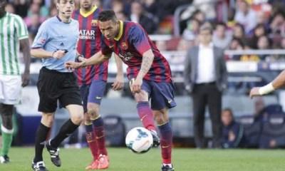 Adriano est certain que Neymar, avec qui il a parlé, regrette d'avoir quitté Barcelone