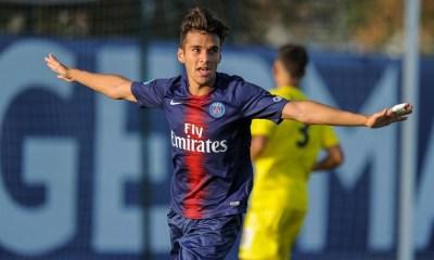Guclu est entré dans le top 10 des joueurs les plus rapides à marquer pour le PSG en Ligue 1