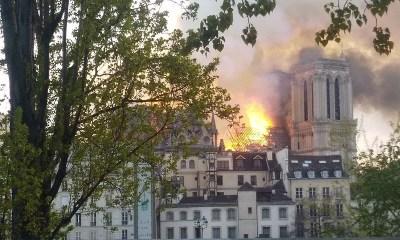 Le PSG annonce qu'il va aider dans la reconstruction de Notre-Dame de Paris