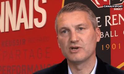 """Rennes/PSG - Létang """"c'est plus le Paris Saint-Germain que le Stade Rennais qui a la pression dans cette finale"""""""
