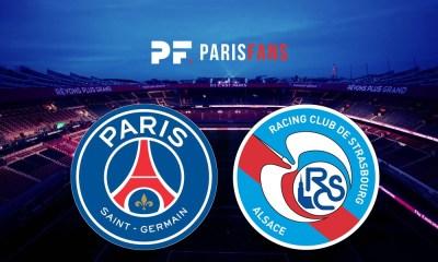 PSG/Strasbourg - Les équipes officielles : Mbappé et Draxler sur le banc