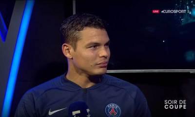 """Thiago Silva: """"J'avais déjà le sentiment d'être français"""""""