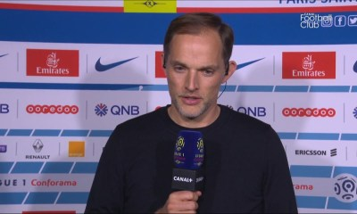 """PSG/Strasbourg - Tuchel: """"Ce n'était pas la bonne composition, c'est de ma faute...Je dois protéger mes joueurs"""""""