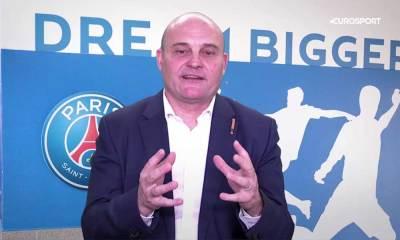"""Guérin: """"On voit Tuchel qui veut asseoir sa position d'entraîneur / recruteur"""""""