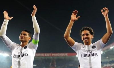 """Alonzo: """"Marquinhos et Thiago Silva est une paire fantastique... Silva peut être un liant parfait"""""""