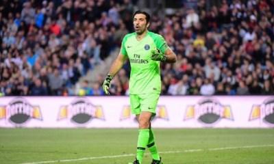 Buffon pourrait bien jouer son dernier match au PSG face à Reims, explique Le Parisien