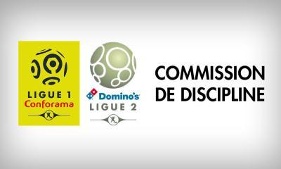 Commission de Discipline