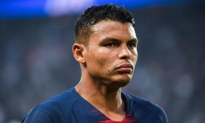 Le PSG annonce que l'opération subie par Thiago Silva s'est bien déroulée