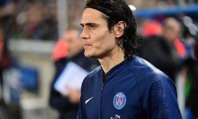 Mercato - Cavani plutôt poussé vers la sortie avec 3 grands prétendants, selon France Football