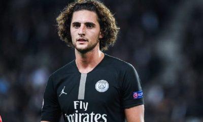"""Mercato - Adrien Rabiot touche """"le fond"""", explique Sport"""