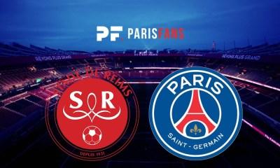 Reims/PSG - Le groupe reimois