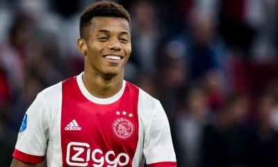 Mercato - David Neres pourrait finalement rester à l'Ajax selon Globo