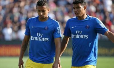 Brésil/Paraguay - Les équipes officielles : Silva et Marquinhos titulaires