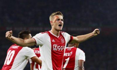 Mercato - La Juventus et l'Ajax ne s'entendent pas pour le transfert de De Ligt, le PSG pourrait en profiter selon Sky Italia