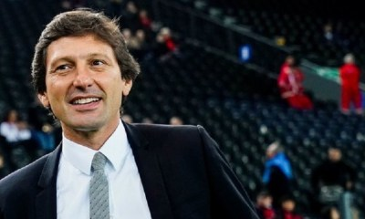 Mercato - Leonardo compte arriver au PSG avec De Ligt, explique RMC Sport