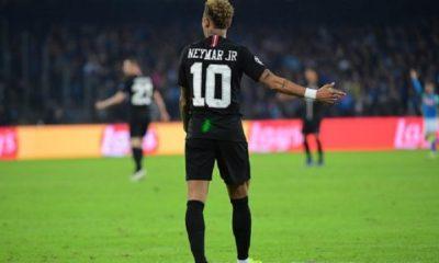 Neymar ne sera pas à Nuremberg avec le PSG, mais il ira en Chine